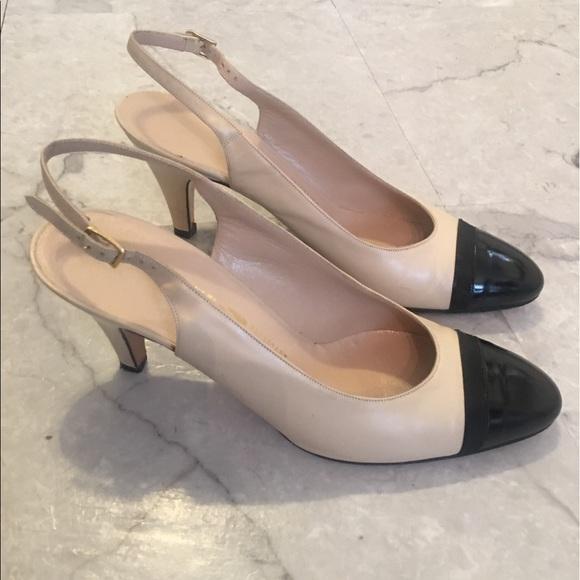 Ferragamo Shoes - Vintage Ferragamo Slingbacks